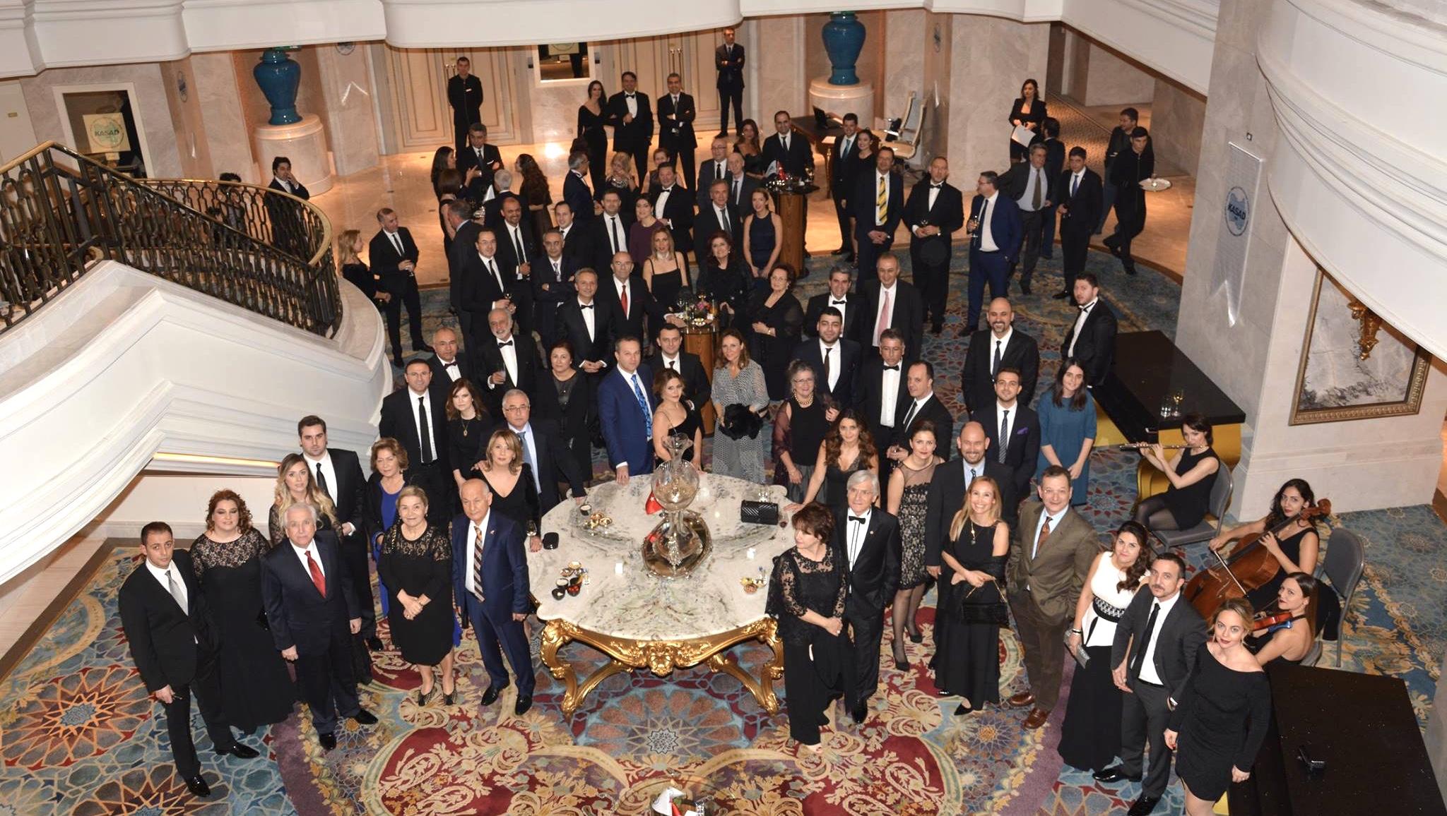 17 Şubat 2016 - Shangri La Bosphorus İstanbul
