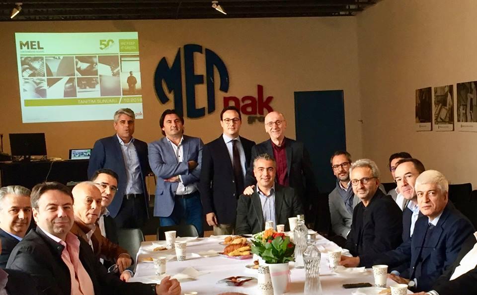 KASAD Yönetim Kurulu MEL - Selanik ziyaret - 16 Ekim 2018