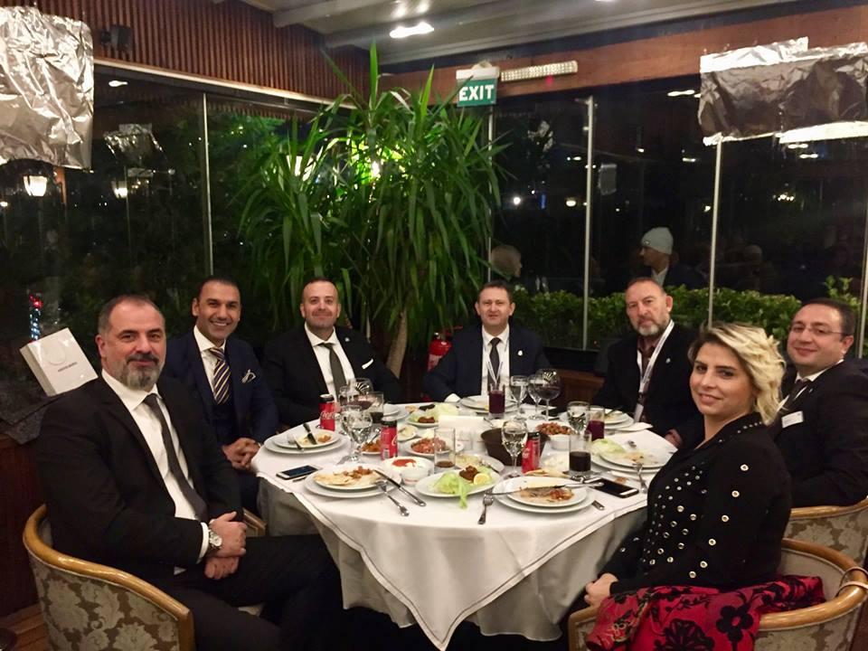 Heidelberg Türkiye Tanıtım Toplantısı Yemeği - 19.12.2018