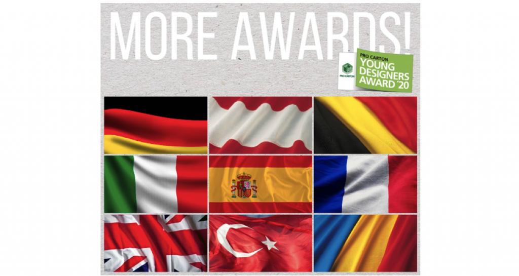 KASAD - Pro Carton Genç Tasarımcılar Türkiye Ödülleri 2020 yılında başlıyor
