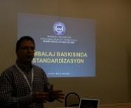 Ambalaj Baskısında Standardizasyon - Prof.Dr.Efe N. Gençoğlu | 30/10/2014