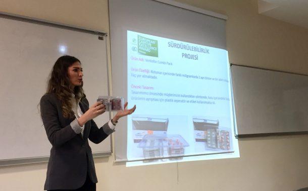 Yeditepe Üniversitesi'nde KASAD Semineri I 12.02.2019