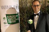 Avrupa'nın En Büyük Ödülü Printpark Ambalaj'ın