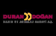 Duran Doğan Ambalaj EBRD Çevresel ve Sosyal İnovasyon Gümüş Ödülünü Aldı I 09/06/2020