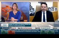 KASAD Başkanı Alican Duran Bloomberg TV'ye kağıt ve kağıt ürünleri sektörünü değerlendirdi.  I 19/10/2020