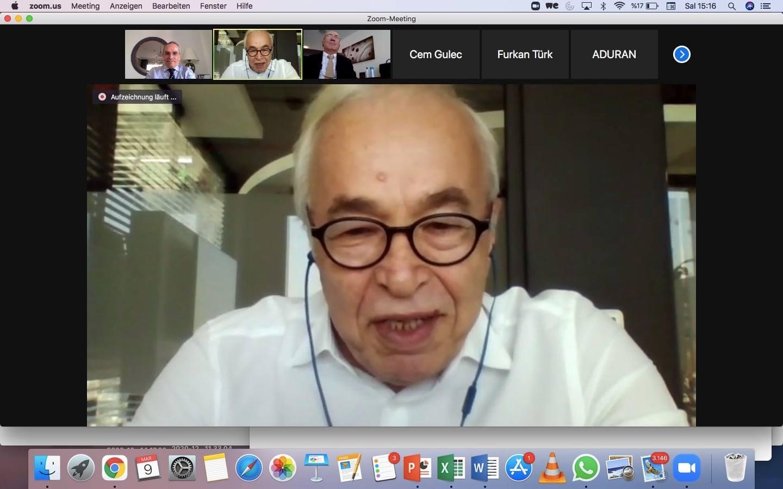 KASAD Mart Ayı Online Üye Toplantısı I 09/03/2021
