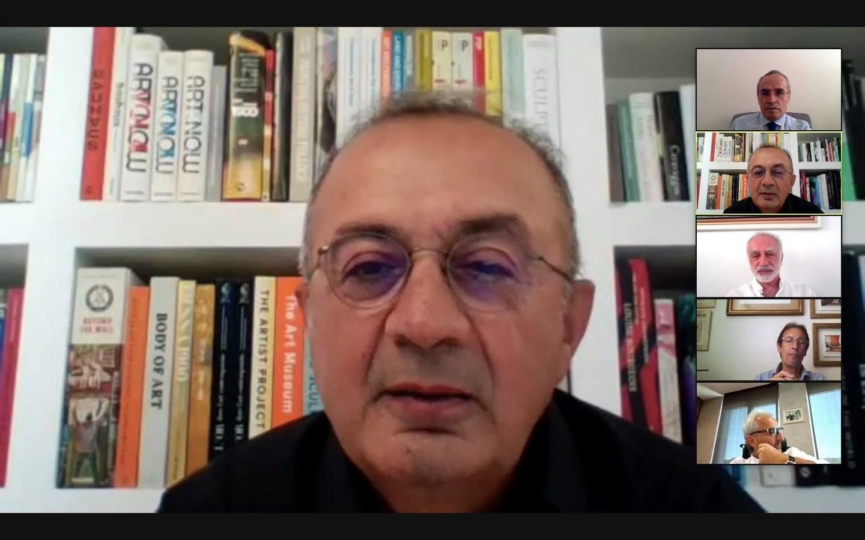 Mayıs Ayı Toplantımızda Kurucu Başkanımız Oktay Duran'la Söyleşi | 25/05/2021